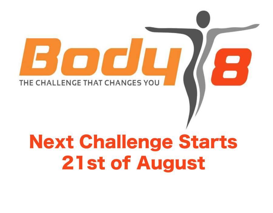body 8 August