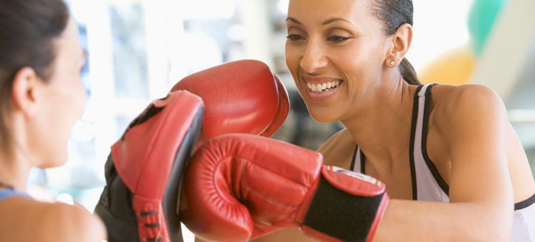 cardio boxing classes brisbane