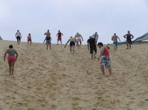 Sund Dune Training 2011